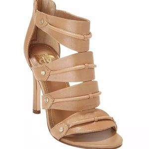 "nude DV by Dolce Vita ""Starlyn"" sandal, size 10"